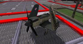 Hawker Sea Fury (Skunkette) 1