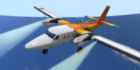 "DHC-6 ""Twin Otter"" (Adventure Air)"