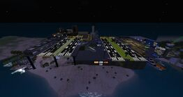 Blake Sea Airport @ Night 001