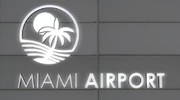 Miami Airport Logo