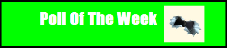 Poll of the week banner