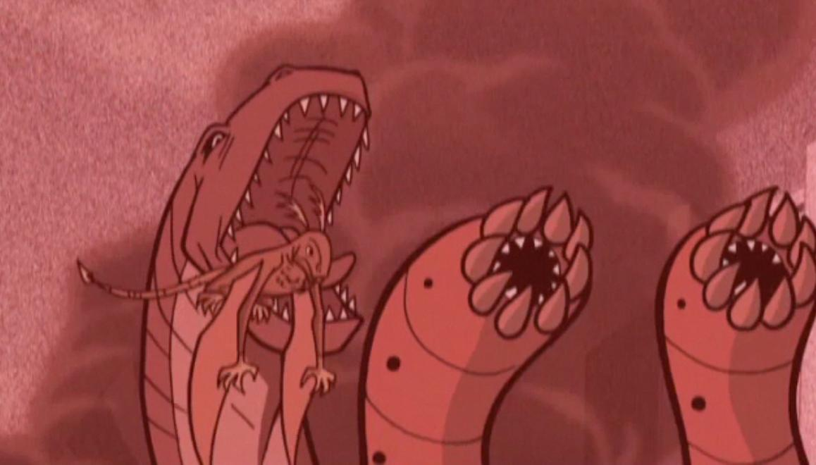 mf doom youtube mongolian death worm the secret saturdays wiki fandom powered by
