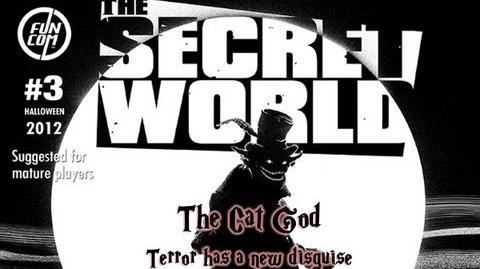 ★ The Secret World - Issue 3 - The Cat God