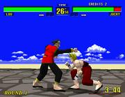 Lau Chan vs Jacky Bryant