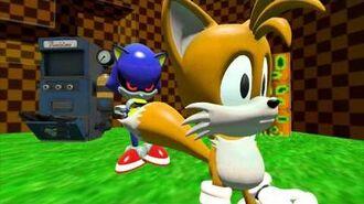 Mario And Sonic Gmod Adventures. Episode 1