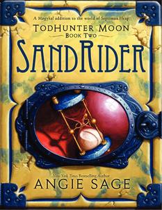 SandRider Cover