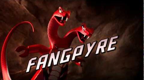 Fangpyre Serpentine Wiki FANDOM