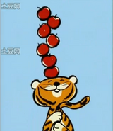 Ten Apples Up on Top (42)