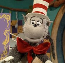 The Cat in the Hat in The Wubbulous World of Dr. Seuss