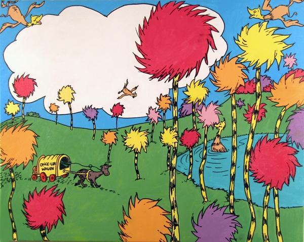 Truffula Tree | Dr. Seuss Wiki | Fandom powered by Wikia