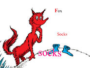Fox-in-Socks