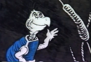 So yertle the turtle king lifted his hand3