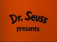Dr seuss presents