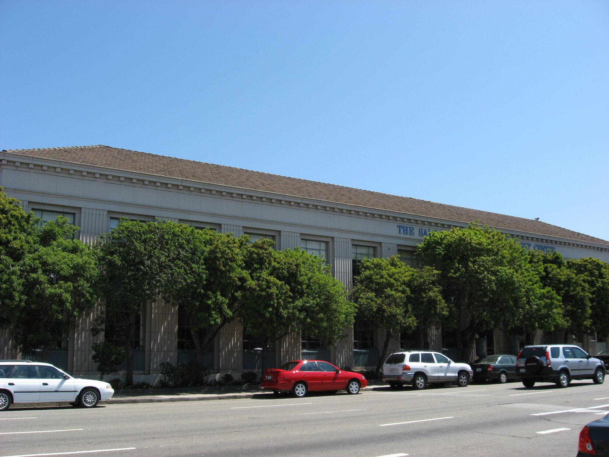 The Salvation Army Harbor Light Center San Francisco