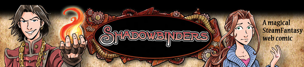 2012-11-17 19 49 06-SHADOWBINDERS Webcomic Steampunk, Fantasy, Romcom!