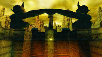 Temple of blood Nager