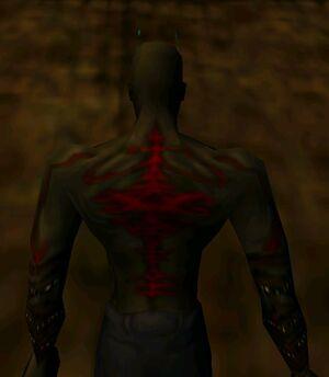 ShadowMan gad tattoo