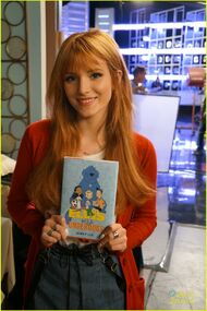 Bella-thorne-book-deal
