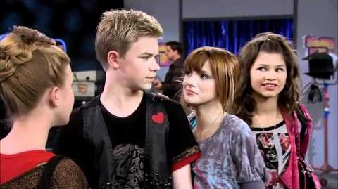 Shake It Up - CeCe to Gunther - Hello BAYBEE!!