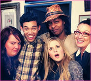 Roshon-Fegan-Caroline-Sunshine-Afterparty-MusicVideo-News