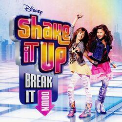 Break It Down Cover