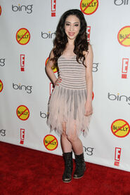 Ainsley Bailey at Bully Premiere-02
