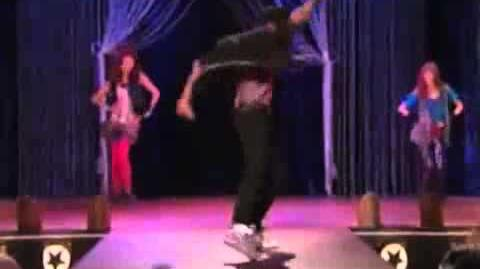 We're Right Here Dance (Shake It Up)