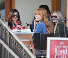 Bella Thorne Lunch19