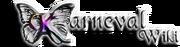 Karneval Wiki Wordmark