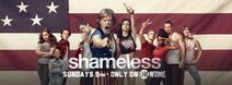 SHAMELESS PROMO SHOWTIME