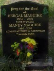 MandyFergalGrave