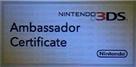 3DS ambassador programme