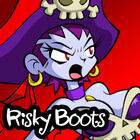 Cast RiskyBoots