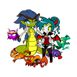 Shantae icons square other