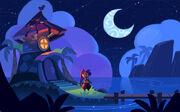 Shantae lighthouse HGH