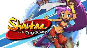 Shantae and the Pirate's Curse Official Wii U Trailer