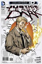 Justice League Dark Vol 1-0 Cover-1