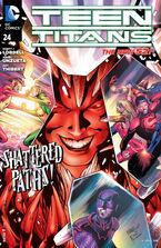 Teen Titans Vol 4-24 Cover-1