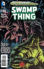 Swamp Thing Vol 5-16 Cover-1