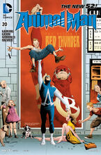 Animal Man Vol 2-20 Cover-1