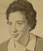 Marsha Gilbert 1961