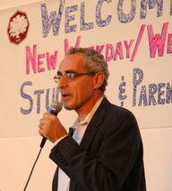 David shiner 2010 welcome