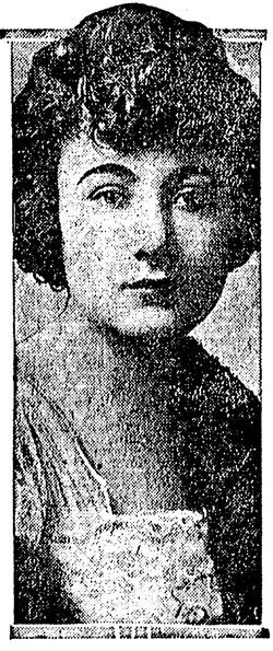 Evelyn Greeley 1922