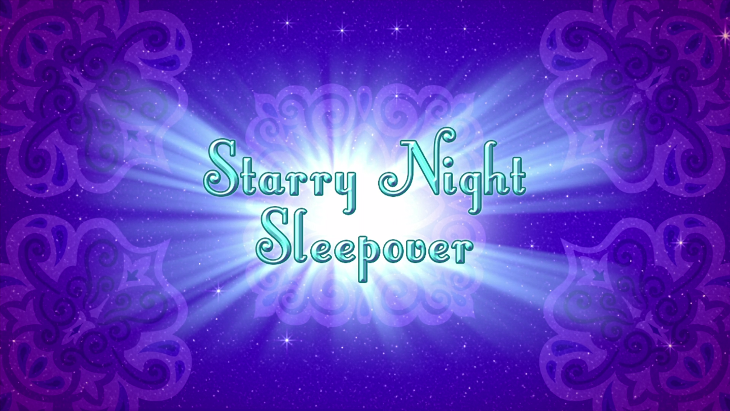 starry night sleepover shimmer and shine wiki fandom powered