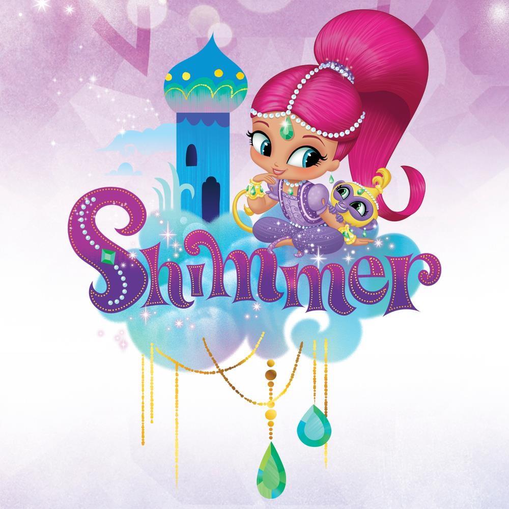 Shine Shimmer Shine: Nickelodeon Shimmer And Shine Character Shimmer