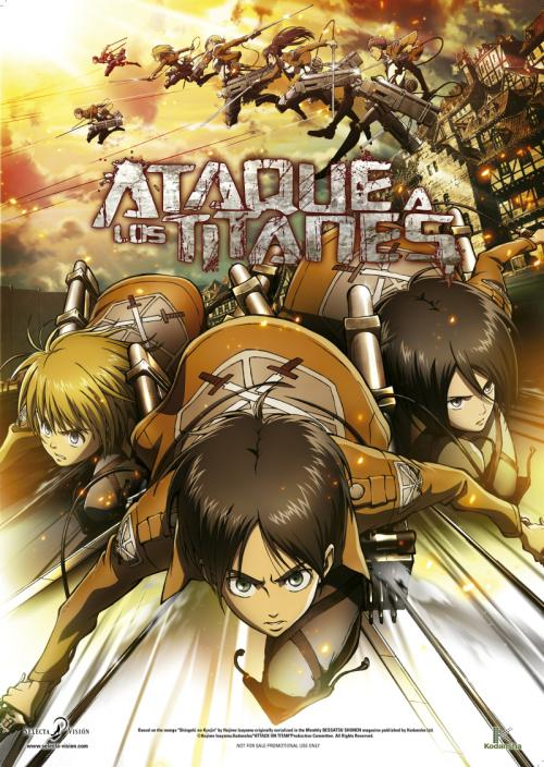 Ataque a los Titanes (anime) | Shingeki no Kyojin Wiki