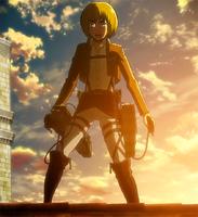 Armin arrives