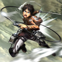 Attack on Titan Game Screenshot 1