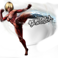 Female titan aot game