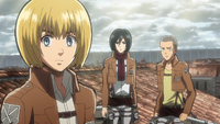 Armin proposes the plan